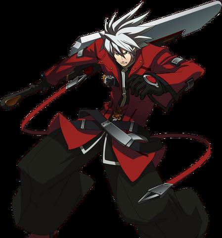 File:Ragna the Bloodedge (Story Mode Artwork, Pre Battle).png