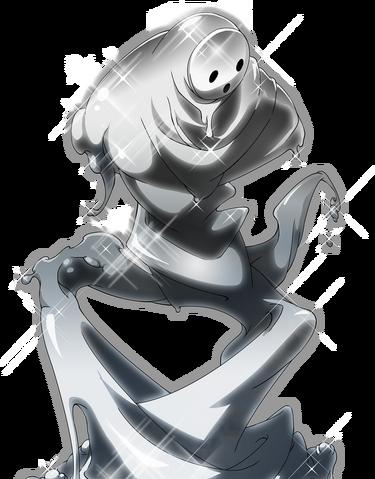 File:Silver Arakune (Story Mode Artwork, Normal).png