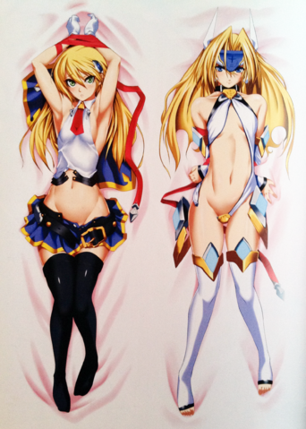 File:BlazBlue Chronophantasma Story Maniacs Material Collection II (Illustration, 26).png