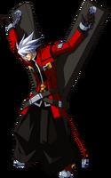 Ragna the Bloodedge (Sprite, Relius' Astral)