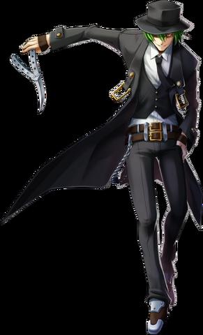 File:Hazama (Chronophantasma, Character Select Artwork, 2).png