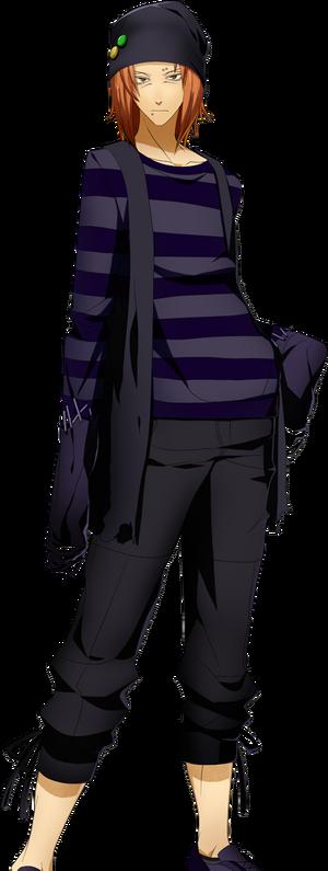 Akio Osafune (Character Artwork, 1)