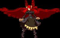 Tsubaki Yayoi (Chronophantasma Sprite, Astral Heat suit)