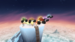 Blaze and the Monster Machines Cast in Race to the Top of the World
