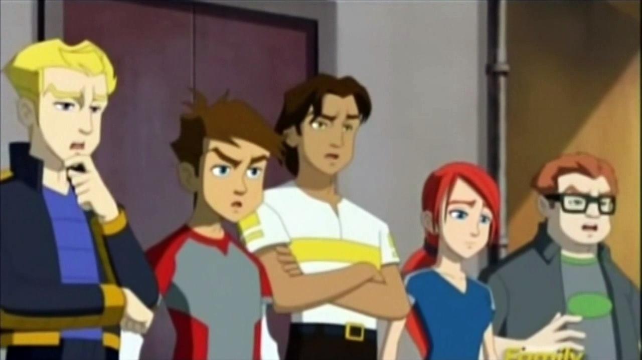 Blazing Team - 01 - The First Yo