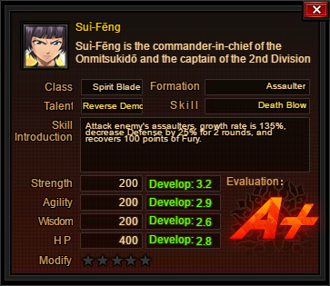 Sui Feng