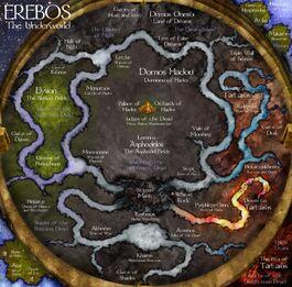 The Greek Underworld