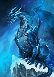 Frost dragon by pixelcharlie-d31q1d7