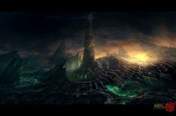 Dark tower by godbo6