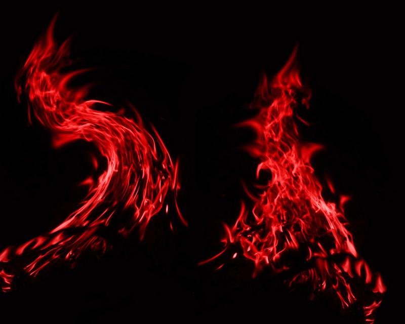 Image - Flames-black-red-design.jpg | Bleach RP Wiki | FANDOM ...