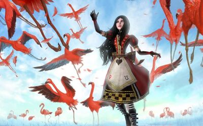 26310-alice-madness-returns-alice-and-red-birds-wallpaper