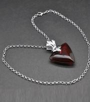 Jun's necklace