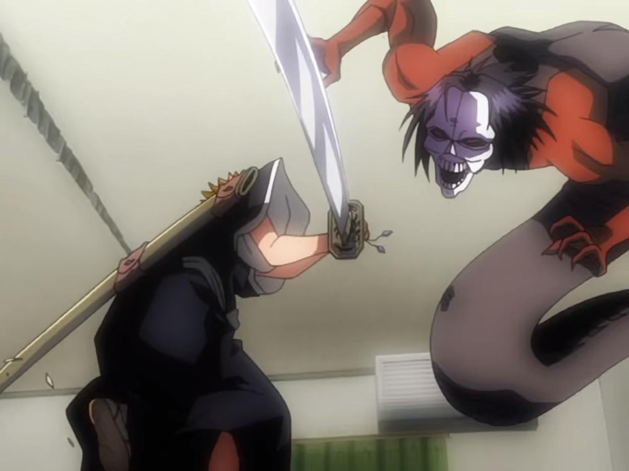 Ichigo Kurosaki Vs Acidwire