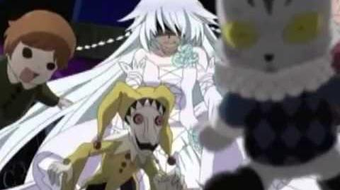 Pandora Hearts - Will of the Abyss - Madness