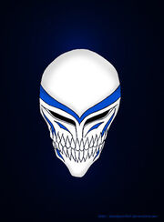 Vizard Mask by dazedgumball