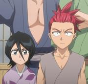 Rukia&Renji
