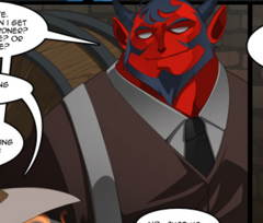 Devil BartenderList