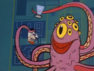 Inter-Dimensional Monster Eating Dexter