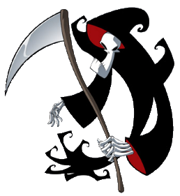 Grim Reaper Snafu Comics Wiki Fandom Powered By Wikia