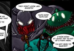 Creeper's Creeps