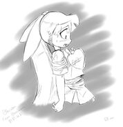 Ppgd valentines sketch by saber cow-d39r3pv