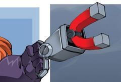 PPGD Magnet Hookshot