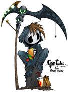 Grim jr reaper
