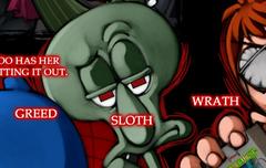 Squidward GT