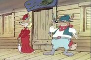 Blinky Bill and the Film Star Bank robber