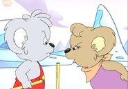 Polar Peril Blinky and Nutsy