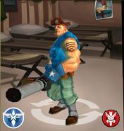 Allies Gunner In Shop