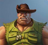 """Bryan """"Butch"""" Johnson Icon"""