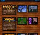 Warcraft II: Battle Chest (веб-сайт)