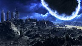 Gigantic-sky-portal