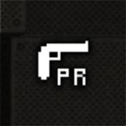 Block Fortress Plasma Rifle Icon