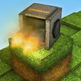 Block Fortress Icon Old