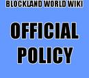 BWW:Policy