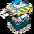 Block turret
