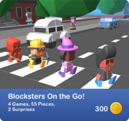 Blocksters On the Go!