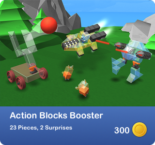 Action Blocks Booster