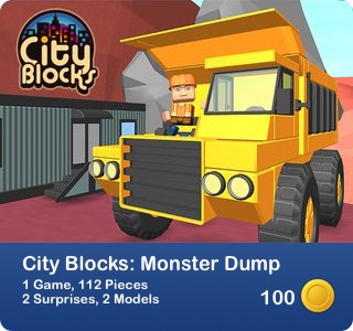 City Blocks - Monster Dump