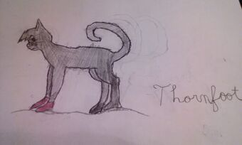 Thornfoot by Briarpaw