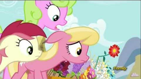 My Little Pony moment - WHAT? - OH, THE HORROR! THE HORROR!