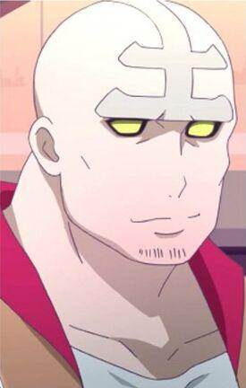 Deku anime
