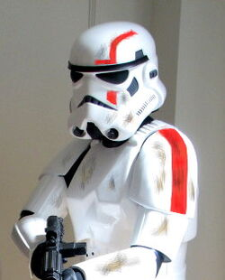 Imperial - Blood Hunter Stormtrooper