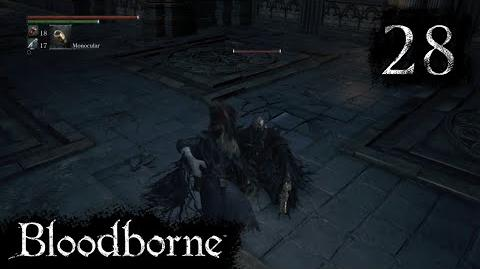 The Bloody Crow of Cainhurst - Let's Play Hard - Bloodborne NG Part 28