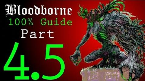 Bloodborne - How to Beat the Hunter on the Tower (Djura), Rifle Spear Location-0