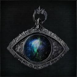 Cosmic Eye Watcher Badge