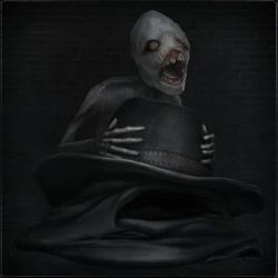 Black Messenger Hat