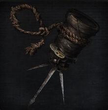 Rope Delayed Molotov